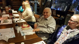 Bob's 85th birthday